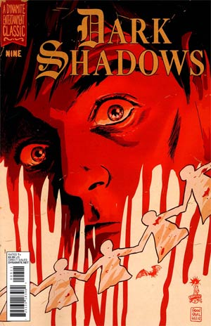 Dark Shadows (Dynamite Entertainment) #9