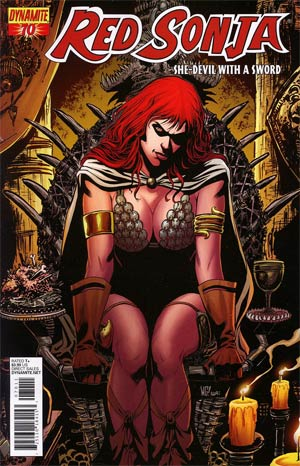 Red Sonja Vol 4 #70