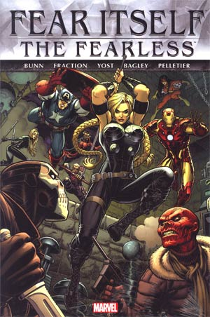 Fear Itself Fearless HC
