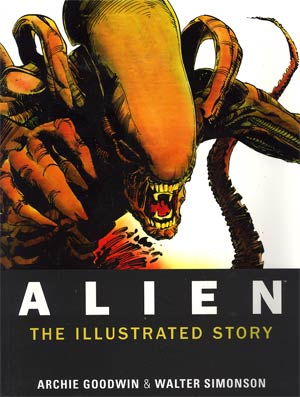 Alien Illustrated Story TP