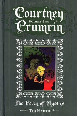 Courtney Crumrin Vol 2 Courtney Crumrin And The Coven Of Mystics HC Special Edition