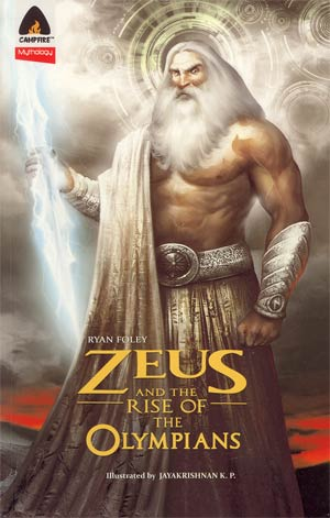 Zeus And The Rise Of The Olympians TP By Campfire