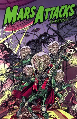 Mars Attacks Classics Vol 1 TP