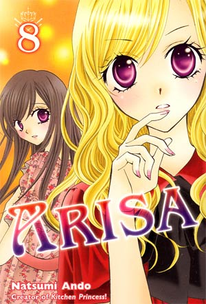 Arisa Vol 8 GN
