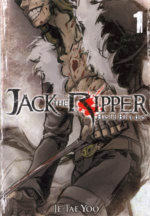 Jack The Ripper Hell Blade Vol 1 GN