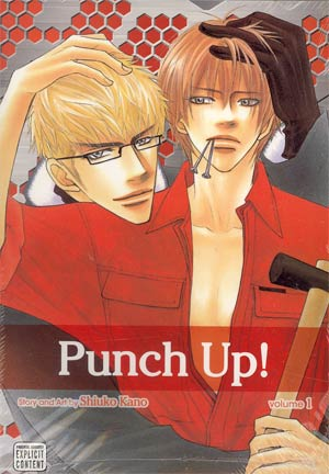 Punch Up Vol 1 TP