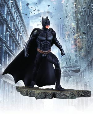 Dark Knight Rises Batman 1/12 Scale Statue