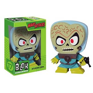 Blox Mars Attacks Martian Vinyl Figure