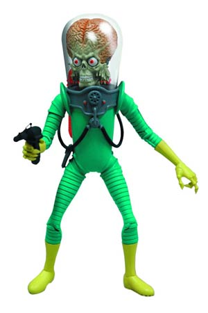 Mars Attacks 6-Inch Action Figure