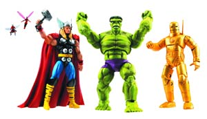 Marvel Universe Super Hero Team Action Figure Pack Assortment Case 201201