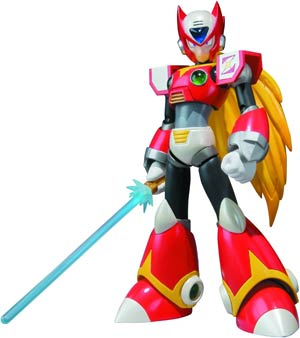 Mega Man X D-Arts - Zero Type 2 Action Figure