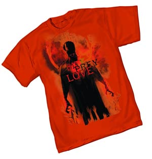 I Vampire Bite Prey Love By Andrea Sorrentino T-Shirt Large