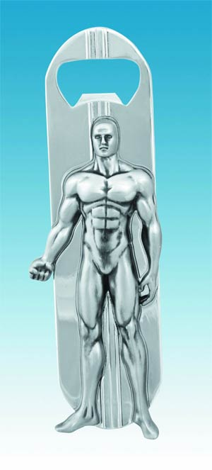 Marvel Silver Surfer Sculpted Bottle Opener