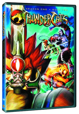 Thundercats (New Series) Season 1 Vol 2 DVD