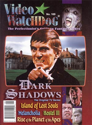 Video Watchdog #169 Jul / Aug 2012