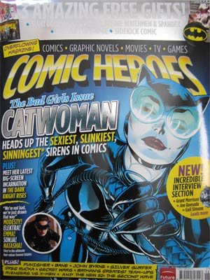Comic Heroes Magazine #13