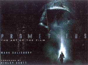 Prometheus Art Of The Film HC