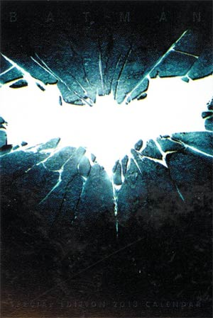 Batman Movies 2013 9 1/2x14-Inch Wall Calendar