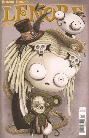 Lenore Vol 2 #5 Lenore Cover