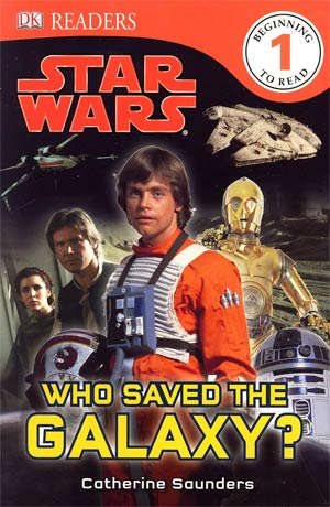 Star Wars Who Saved The Galaxy TP