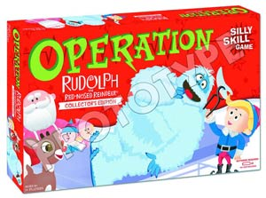 Operation Rudolph The Red-Nosed Reindeer Collectors Edition