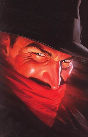 Shadow Vol 5 #1 Incentive Alex Ross Virgin Cover