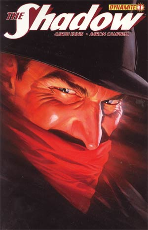 Shadow Vol 5 #1 Regular Alex Ross Cover