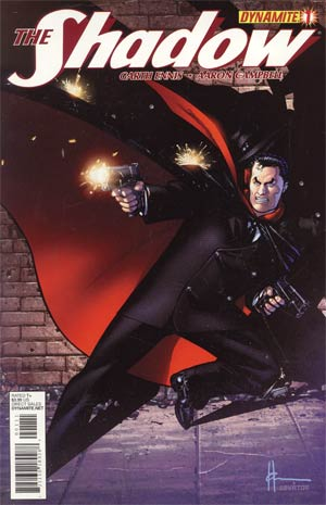 Shadow Vol 5 #1 Regular Howard Chaykin Cover