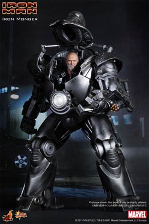Iron Monger 12-Inch Action Figure