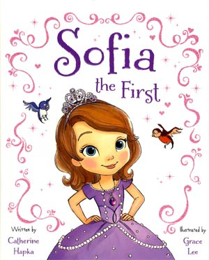 Sofia The First HC