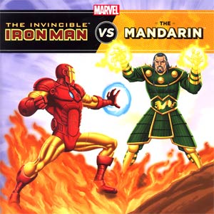 Invincible Iron Man vs The Mandarin TP