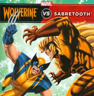 Wolverine vs Sabretooth TP