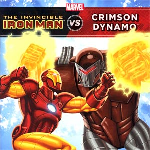 Invincible Iron Man vs Crimson Dynamo TP