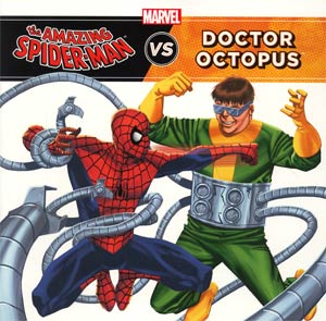 Amazing Spider-Man vs Doctor Octopus TP