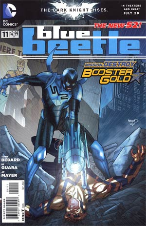 Blue Beetle Vol 8 #11