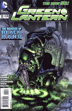 Green Lantern Vol 5 #11 Regular Doug Mahnke Cover