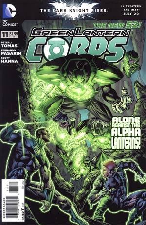 Green Lantern Corps Vol 3 #11