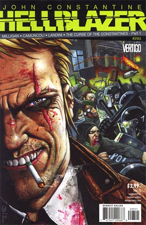 Hellblazer #293