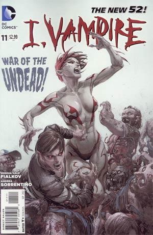 I Vampire #11