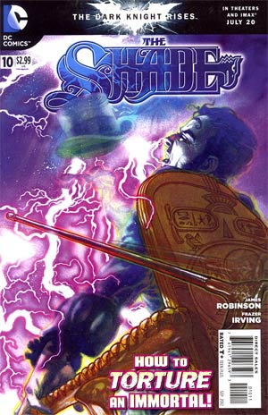 Shade Vol 2 #10 Regular Tony Harris Cover