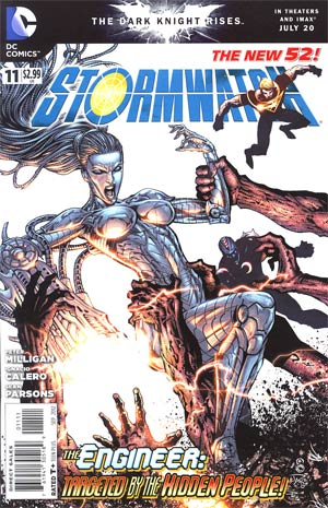 Stormwatch Vol 3 #11