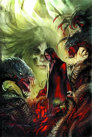 Darkness Vol 3 #101 Cover C Signed By Marc Silvestri & Jeremy Haun