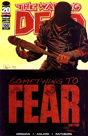 Walking Dead #100 1st Ptg Regular Cover A Charlie Adlard