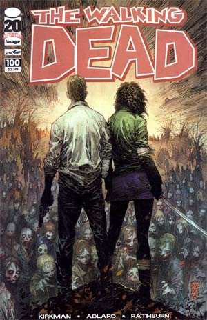 Walking Dead #100 1st Ptg Regular Cover B Marc Silvestri