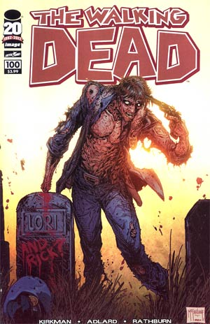 Walking Dead #100 1st Ptg Regular Cover D Todd McFarlane