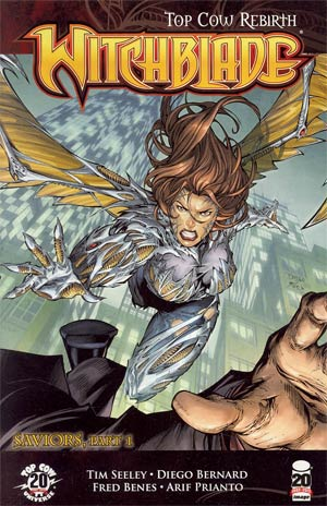 Witchblade #159 Cover B Diego Bernard & Fred Benes