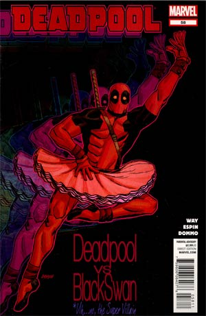 Deadpool Vol 3 #58