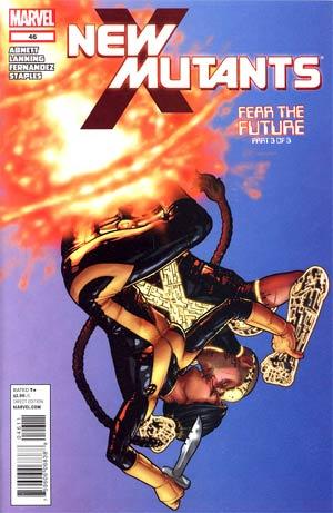 New Mutants Vol 3 #46