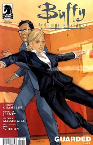 Buffy The Vampire Slayer Season 9 Freefall #11 Regular Phil Noto Cover