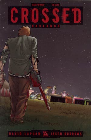 Crossed Badlands #10 Wrap Cvr